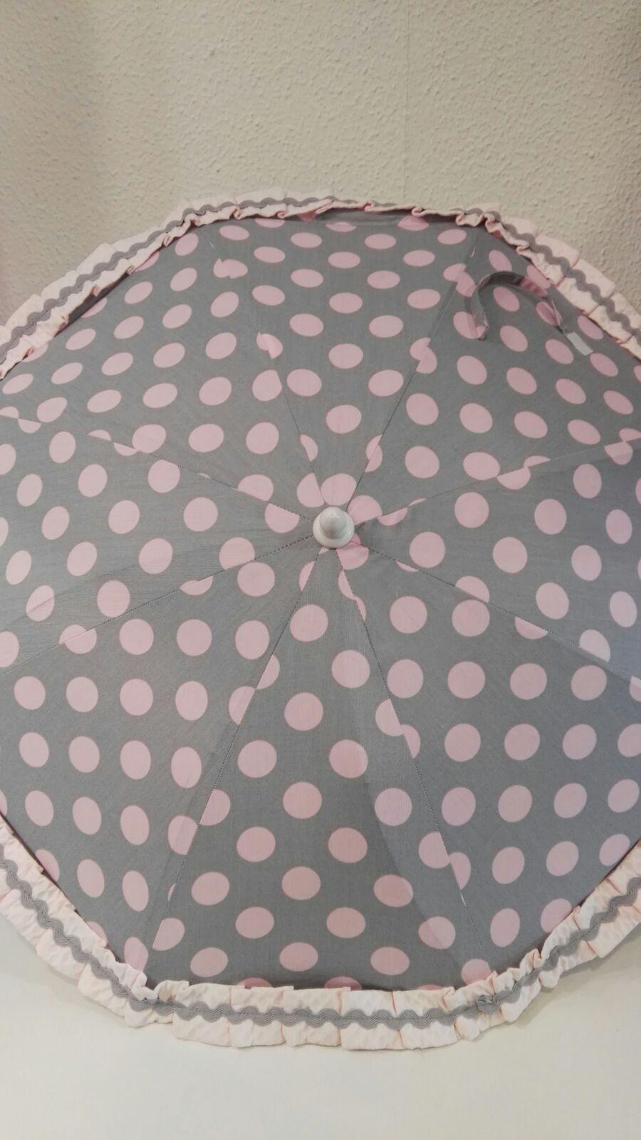 Sombrilla Artesanía Rosy