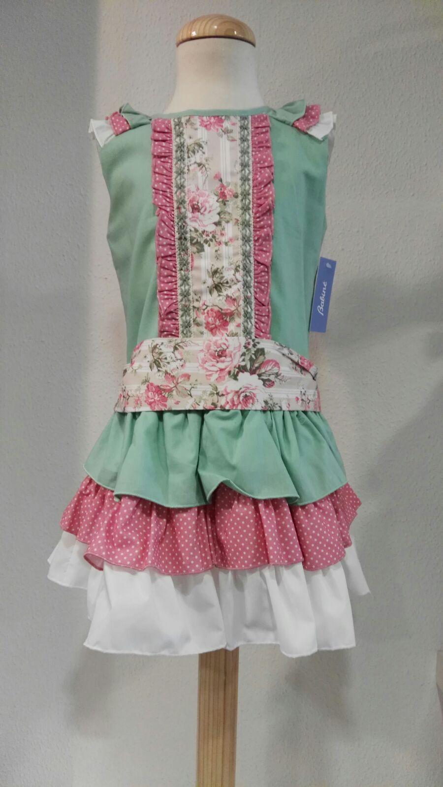 Vestido Babiné