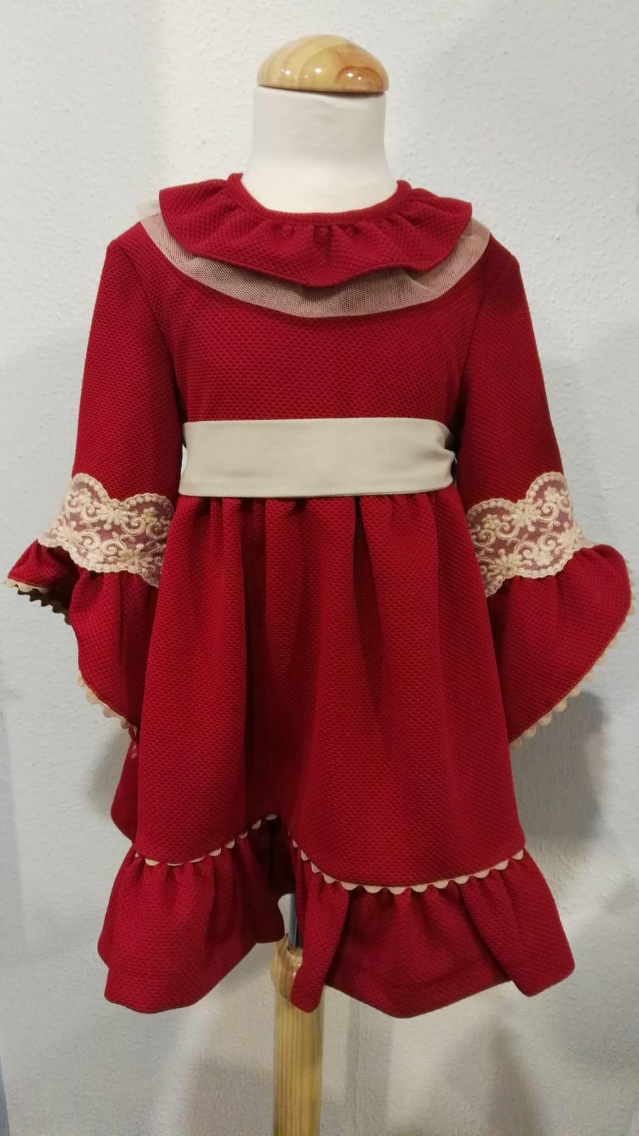 Vestido Nekenia