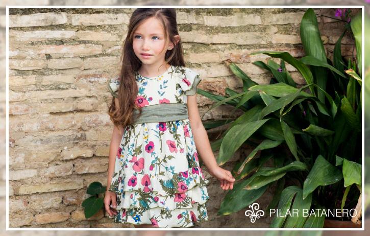 Vestido Pilar Batanero